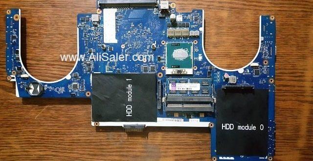 Dell Alienware M17 bios