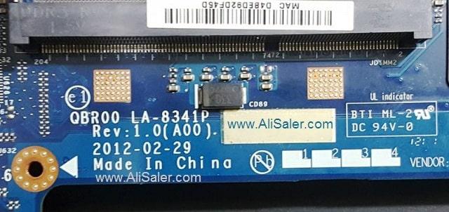 LA-8341P bios