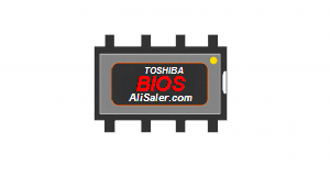 Toshiba Laptop Bios dump