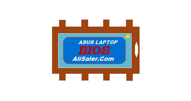 Asus Laptop Bios dump
