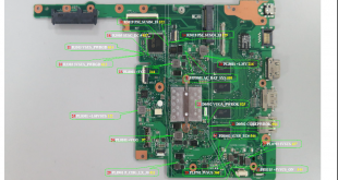 Asus EeeBook E402SA schematic diagram