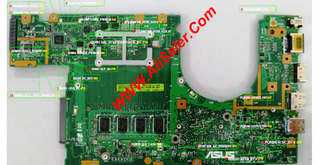 Asus S300CA schematic diagram