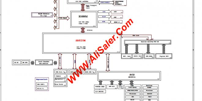 Sony Vpcee2e1e Quanta Ne7 Uma Da0ne7mb6d0 Schematic
