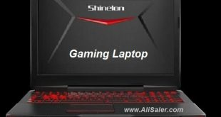 Shinelon gaming laptop bios dump