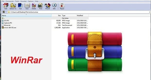 WinRAR software download