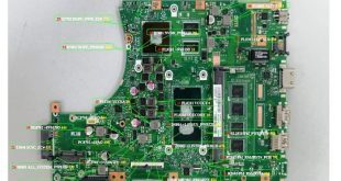 ASUS X456UQK schematic diagram