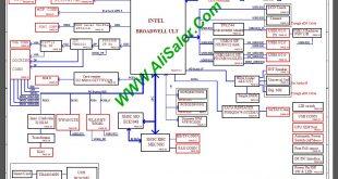 Dell N5040 dv15 cp 10263-1 48 4IP01 011 Rev:A00 Schematics
