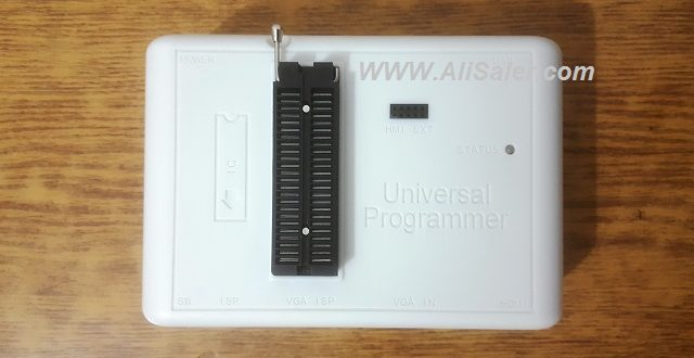 RT809H universal Programmer software download
