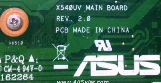 ASUS VivoBook 15 X540UV Rev:2 0 Bios – AliSaler com