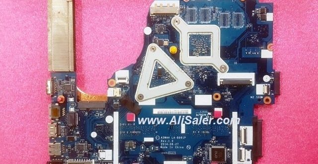 Acer E5-571G A5WAH LA-B991P bios rom file