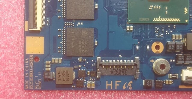 Samsung chromebook BA41-02468A bios