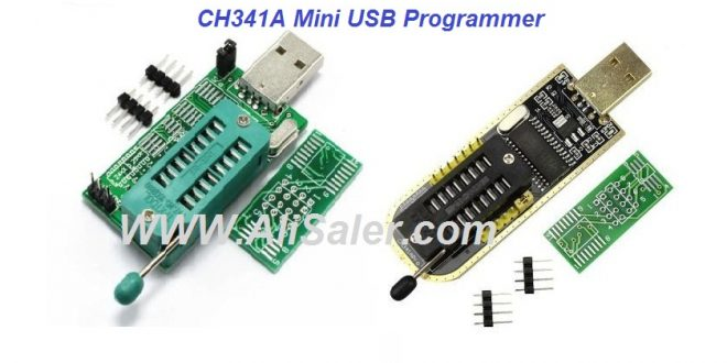 CH431A USB Programmer software download