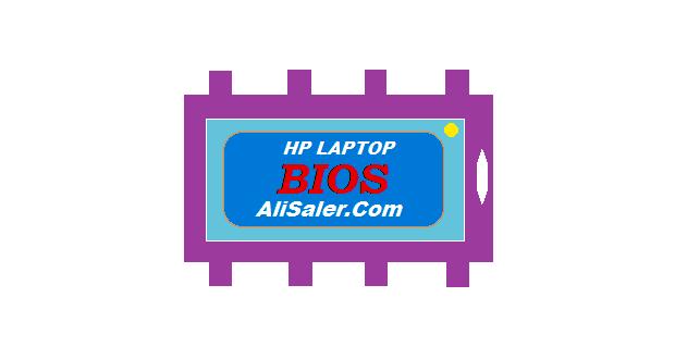 HP Laptop Bios Rom file
