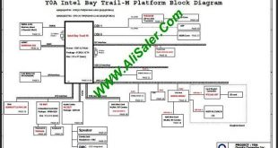 HP Stream 11-d000 DA0Y0AMBC60 schematic