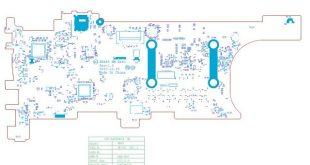 Lenovo X1 Carbon LCFC YODA-2 NM-B481 schematic diagram