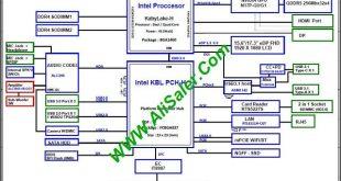 CASPER Quanta NL8K DANL8KMBAF0 Rev-F Schematic