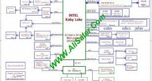 ThinkPad L470 DL470 LCFC NM-B021 Rev1.0 schematic
