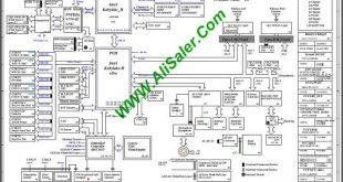 Lenovo Thinkpad P71 LCFC DP710 NM-B121 schematic