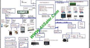 Acer Aspire A515-51G C5V01 LA-E892P R1A Schematic