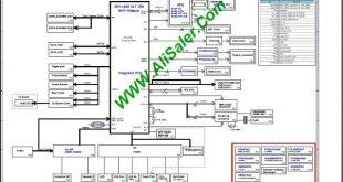 Acer Aspire E5-575 735T DAZAAMB16E0 Quanta ZAAA Schematic