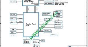 Acer Veriton X6620G Q77H2-AD Schematic