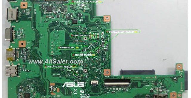 Asus X453MA Repair Guide
