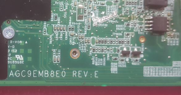 Lenovo Thinkpad L420 DAGC9EMB8E0