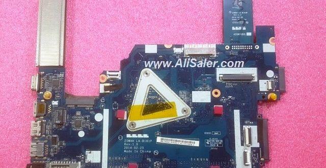 Acer Aspire E1-572 Z5WAH LA-B161P bios