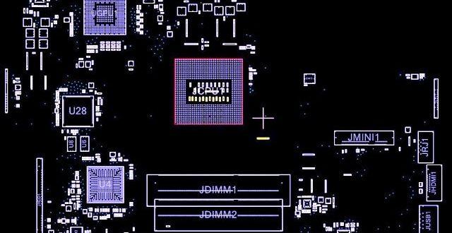 Acer Aspire E5-572 LA-B702P Boardview