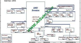 Aspire ES1-421 ES1-420 ES1-422 A4W1E A4W1E LA-C801P Schematic