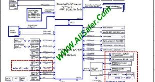 Dell Alienware 17 LA-B753P Rev0.1(X00) Schematic