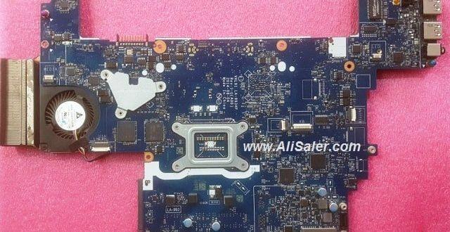 Dell Latitude E6440 VAL91 LA-9934P bios