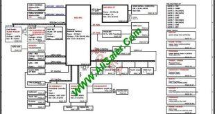 HP 15-ab108AX DA0X22MB6D0 Schematic