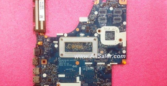 HP 15-bs526ur LA-E791P Rev:2.0 Bios