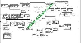 HP Pavilion 11-N010EA X360 Compal ZPT10 LA-B151P Rev:1.0 Schematic