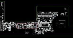 HP Spectre x360 13t-4000 DA0Y0DMBAF0 boardview