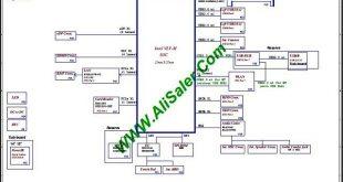 Lenovo Ideapad 100-14IBY LA-C771P Schematic