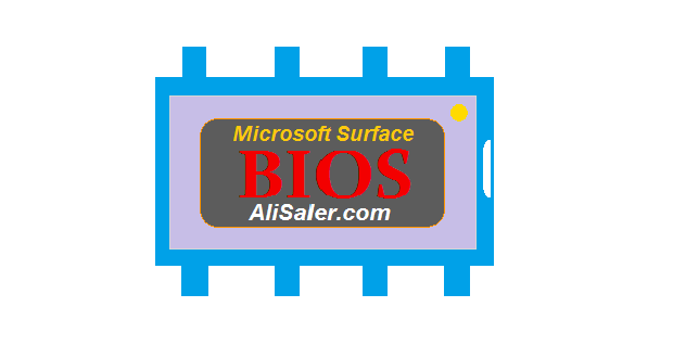 Microsoft Surface bios