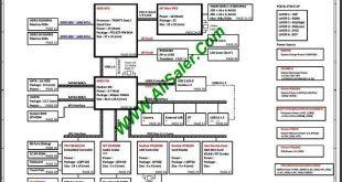 HP 15-B142DX Quanta U56 DA0U56MB6E0 schematic