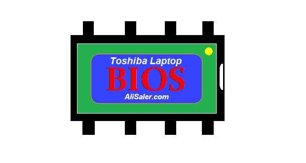 Toshiba Laptop Bios