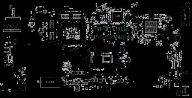 Asus N750JV REV2.1 Boardview