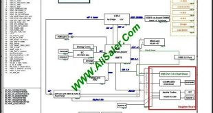 Asus UX31A2 Schematic