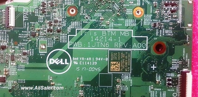 Dell Inspiron 14 3451 bios