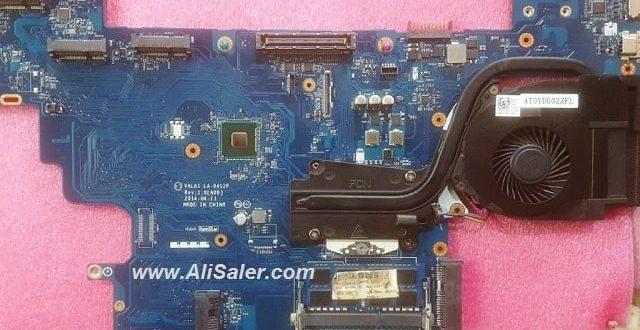 Dell Latitude E6540 LA-9412P bios