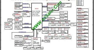 HP 14-bw053au DA00P2MB6D0 schematic