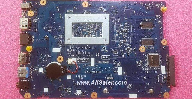 Lenovo IdeaPad 110-15AST CG512 NM-B112 Rev:1.0 AMD A9 bios