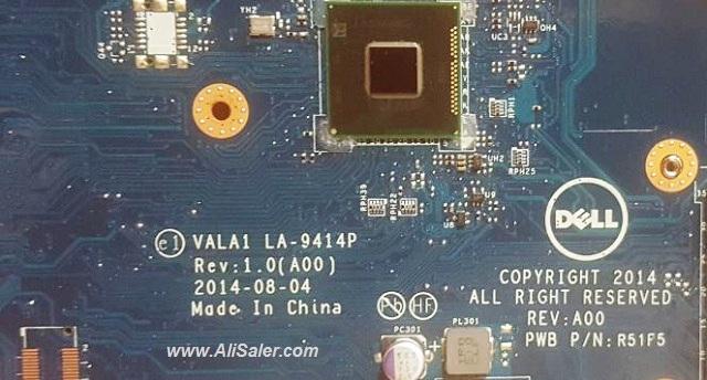 Dell E6540 bios