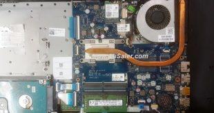 HP 15-ay127ca CDL50 LA-D707P bios