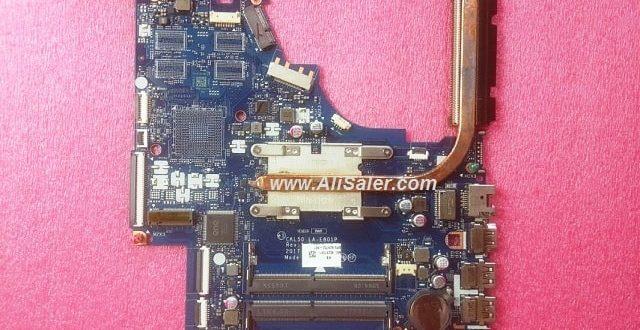 HP 15-bso80na CkL50 LA-E801P bios