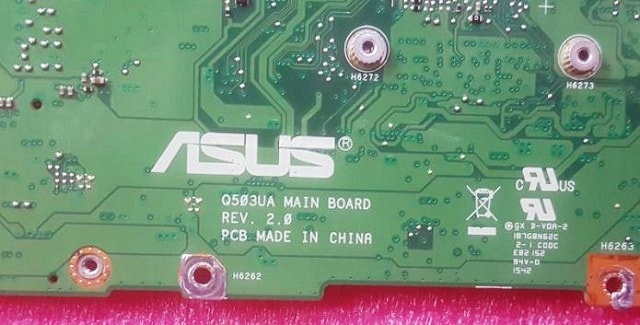 Q503UA bios